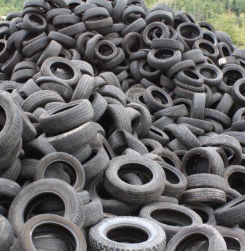Come smaltire gli pneumatici e tutelare l'ambiente
